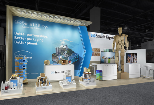 Trade Show Booth Design & Production