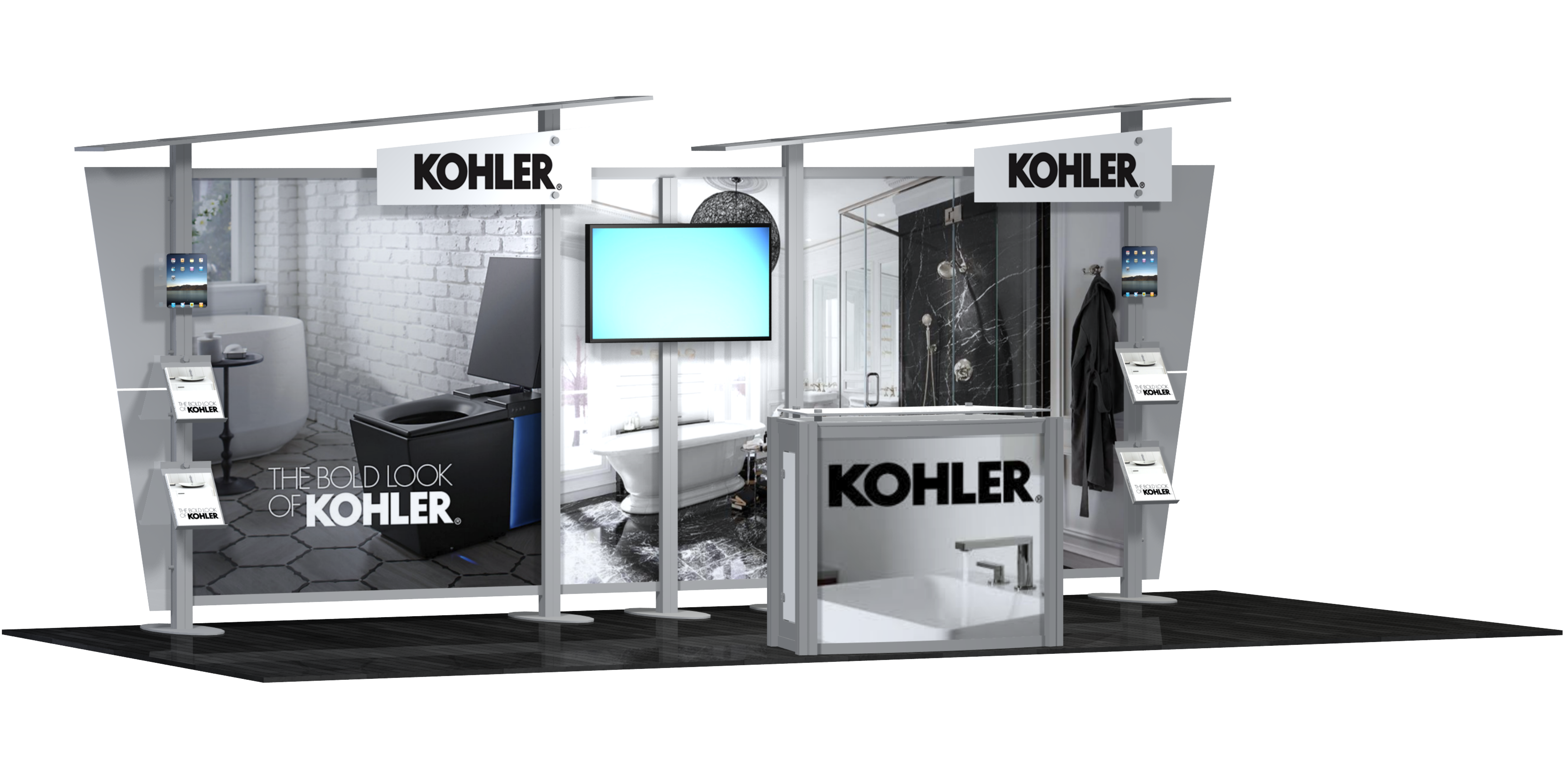 Rental Exhibit Stand